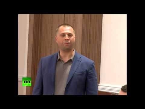 Руководство ДНР: Мы обязуемся не вести боевых действий в ответ на прекращение огня Киевом