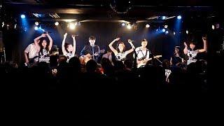 「青の少年」 ひめキュンフルーツ缶&キミトサイン 2017.1022 @渋谷TSU...