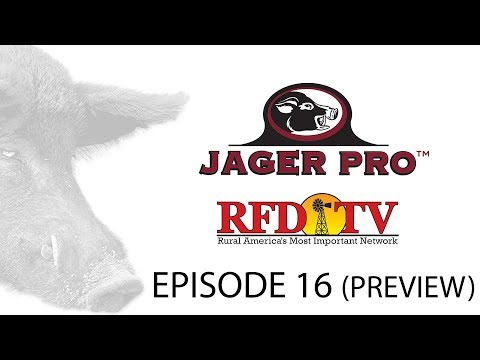 Wild Hog Trapping | OPEN SQUARE-RIGID PANEL STRATEGY | JAGER PRO™ TV Show Preview (Episode 16)