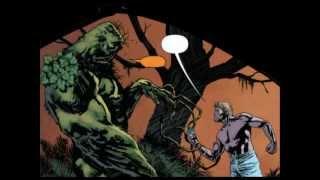 Cram Session Swamp Thing 1-11