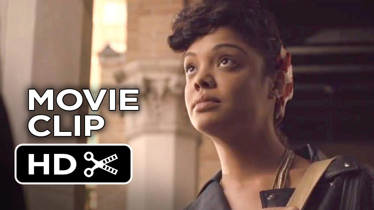 Dear White People Movie CLIP - Black People Can't Be Racist (2014) - Comedy HD