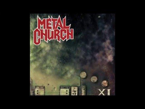 Metal Church - Signal Path [Lyrics Video]
