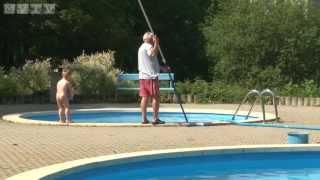 Venkovní bazény v Aši jsou již otevřeny
