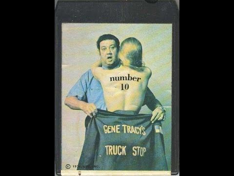 GENE TRACY: 'Truck Stop #10': The Rhinestone Truck Driver