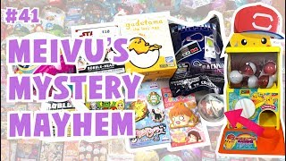 USING THE GACHA MACHINE! GUDETAMA. TOKIDOKI MARVEL, ROBLOX, NINTENDO + MORE! | MMM #41