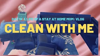 VLOG:CLEANING COUCH//MORNING R…
