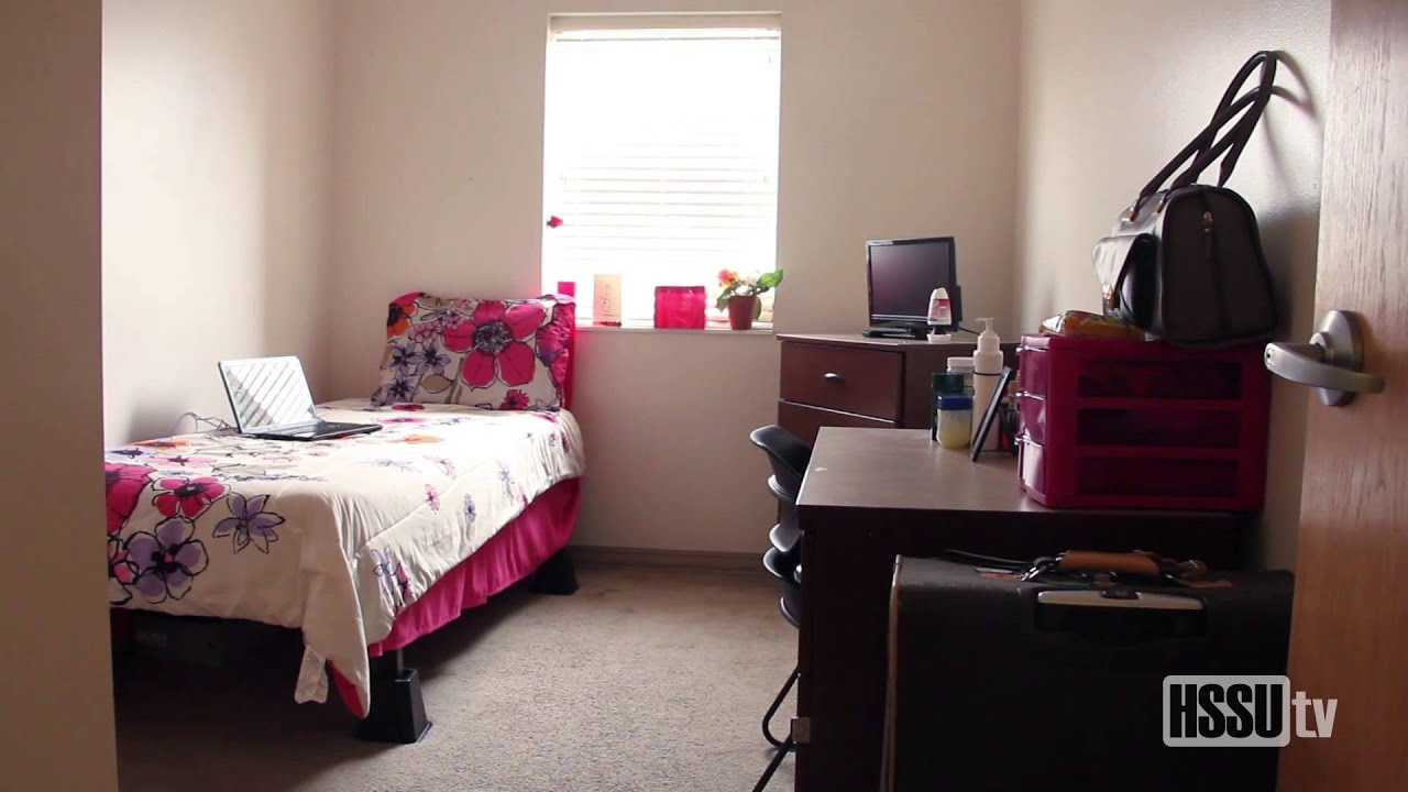 Alcorn State University Dorm Rooms