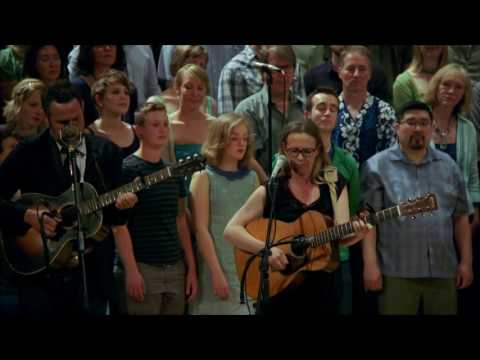 Pharis and Jason Romero with The Choir: Lonesome and I'm Going Back Home