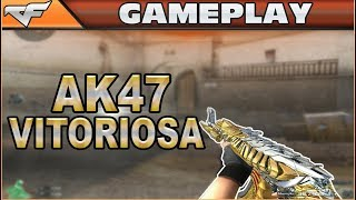 Crossfire - A VOLTA DO SILVIO! AK47-Vitoriosa 2 | Gameplay #109