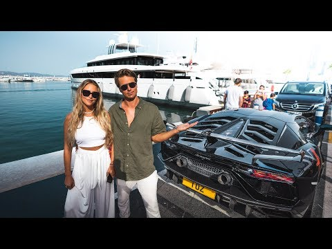 CRAZY YACHTS AND SUPERCARS IN PUERTO BANUS!   VLOG⁴ 23 (Part 2)