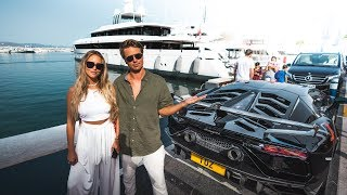 CRAZY YACHTS AND SUPERCARS IN PUERTO BANUS! | VLOG⁴ 23 (Part 2)