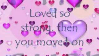 Love Like Woe Lyrics