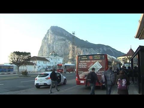 GIBRALTAR: An diesem Felsen könnte der Brexit-Deal zerschellen