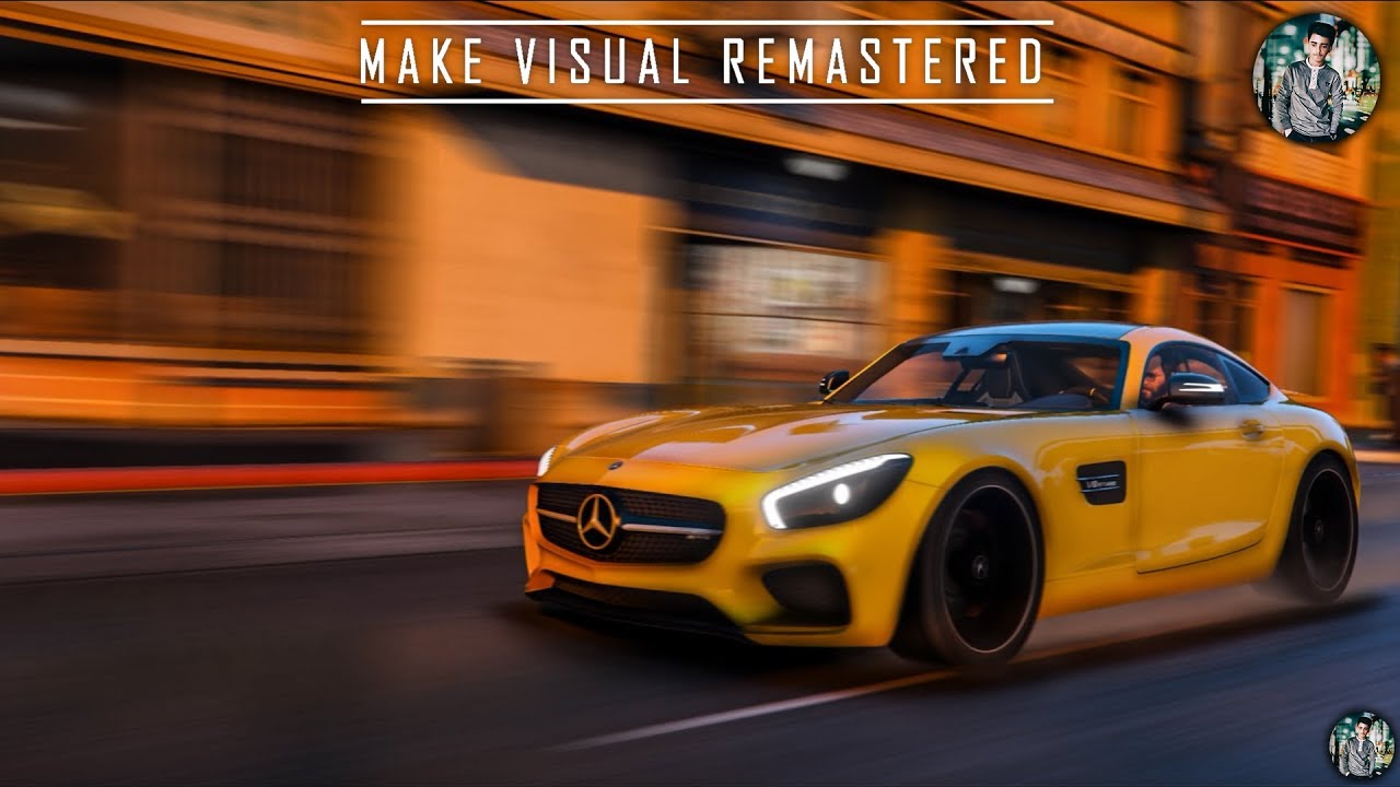 b14b946c894 (2K Subs) Special - GTA 5 Make Visual Remastered SuperCar's ShowCase - NEXT  - LEVEL Graphics Mod