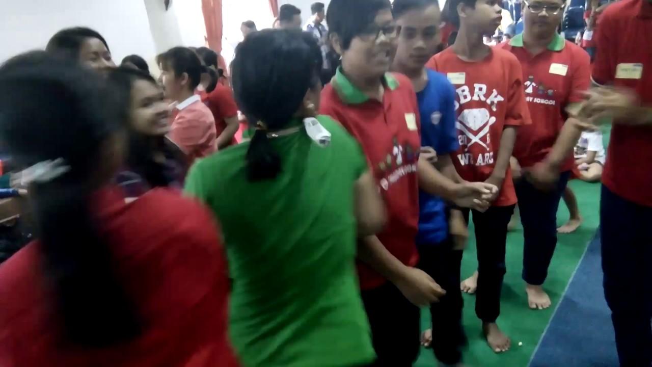 Games Sekolah Minggu Gsja Banten Youtube