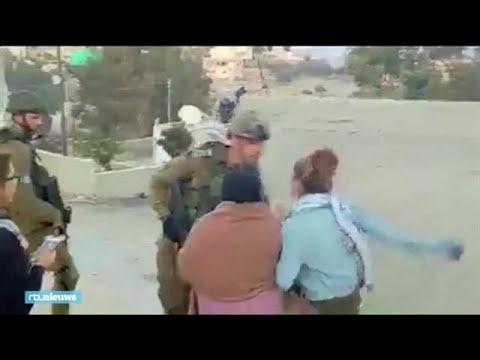 Download Israël laat Palestijnse activiste (17) die een militair sloeg na acht maanden vrij- RTL NIEUWS