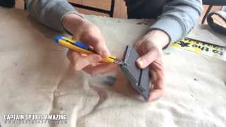 How To Cut Foamcore