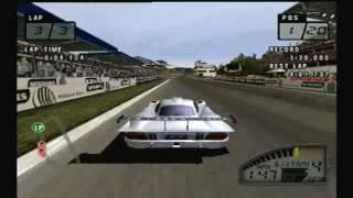 Le Mans 24 Hours PS2: Le Mans