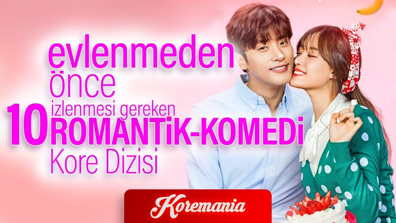 En Beğenilen Top 10 Romantik Komedi Kore Dizileri Youtube