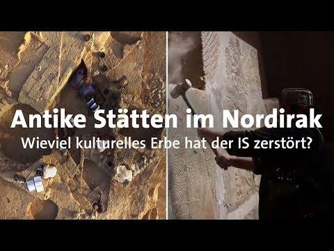 Reportage: Wie viel kulturelles Erbe hat der IS zerstört?