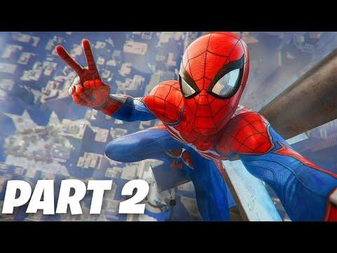Spider Man REMASTERED! Playstation 5 Part 2 - Standart Skill