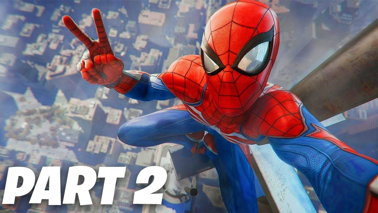 Spider Man REMASTERED! Playstation 5 Part 2