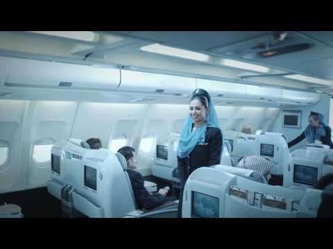 Gulf Air Bahrain recruitment tv ad