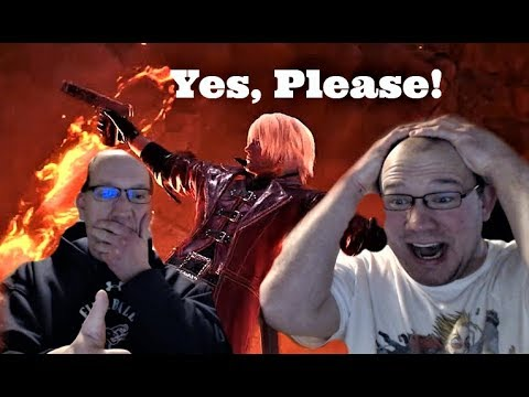 Dante's Back! Monster Hunter World and Devil May Cry Collaboration Reaction!!!