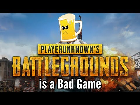 why-playerunknown's-battlegrounds-is-a-bad-game