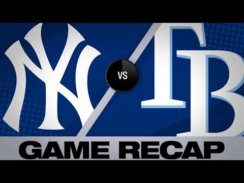 5/10/19: Urshela, bullpen lift Yanks past Rays