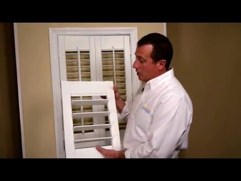 How to Install Plantation Shutters by Blinds Online
