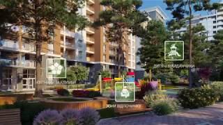 Krona Park – это уникальный жилой комплекс бизнес-класса.(, 2017-06-30T12:04:33.000Z)