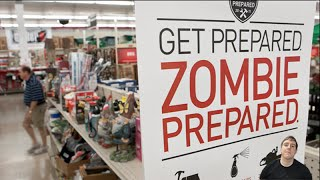 The Pentagon is ready for a Zombie Invasion!