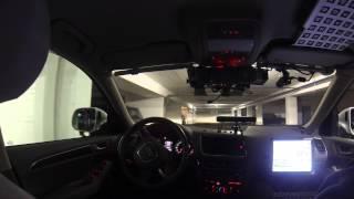 CoCar: Autonomous Parking in an Underground Parking Garage