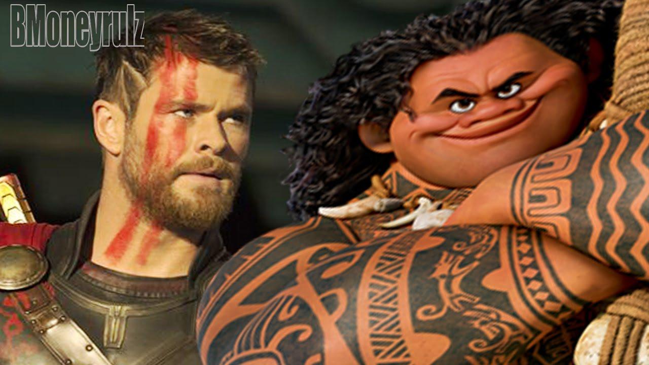 'The Wonderful World of Disney' returns with 'Moana', 'Thor', 'Up ...