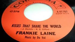 Frankie laine - Kisses that shake the world