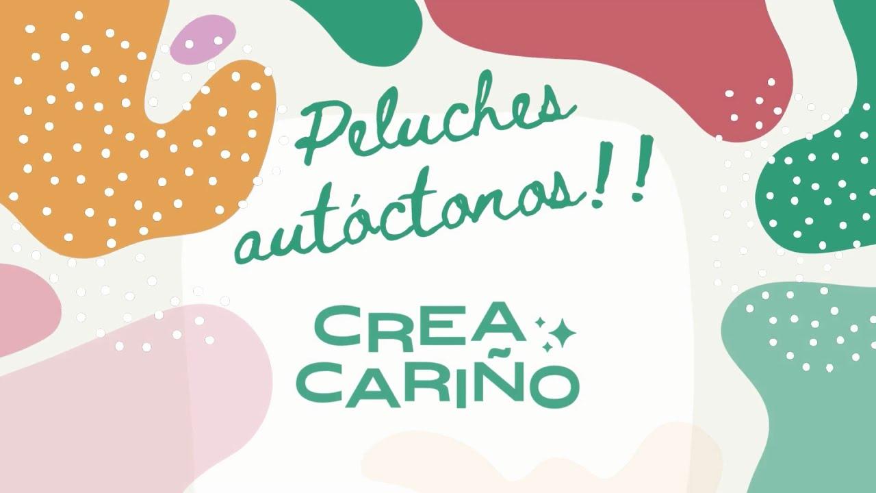 CREA CARIÑO PELUCHES AUTÓCTONOS