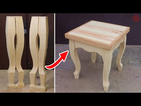Incredible Woodworking Projects Simplest and Easiest Creative Smart Craft – Build Perfect Wood Chair
