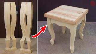 Incredible Woodworking Projects Simplest and Easiest Creative Smart Craft - Build Perfect Wood Chair