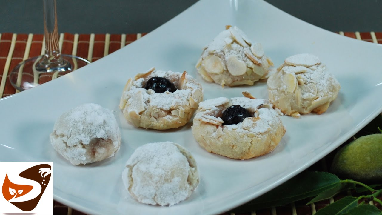Pasticcini Alle Mandorle Tenerissimi Biscotti Di Pasta Di Mandorla