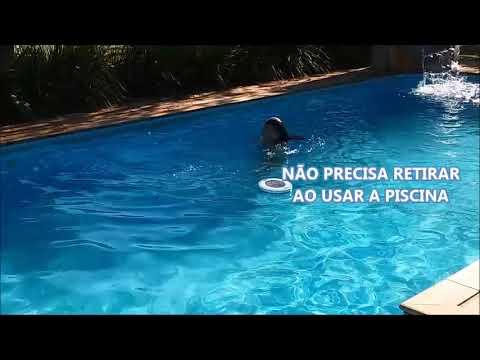 Ionizador solar para piscina iondrop youtube for Ionizador piscina
