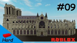 ROBLOX STUDIO SPEED BUILD / Notre Dame #9