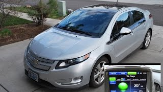 What is the ACTUAL Electric Range on a Chevy Volt?