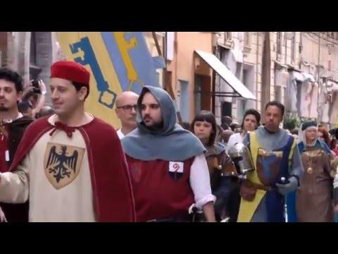 Jesi, Palio di san Floriano, il Corteo Storico dell'8 Maggio 2016 (manortiz)