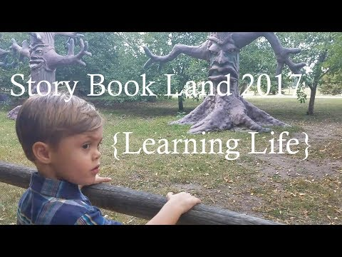 Story Book Land Aberdeen South Dakota 2017 - Learning Life