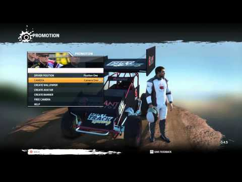 Big Ant Dirt Track launches on Kickstarter - dirt track racing video image