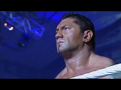 """WWE Network: """"Batista – I Walk Alone"""" sneak peek"""
