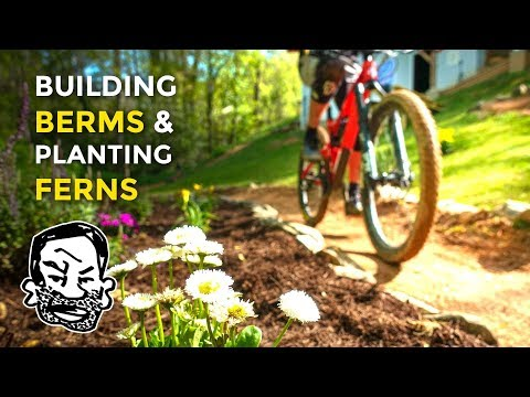 Building faster and prettier backyard trails