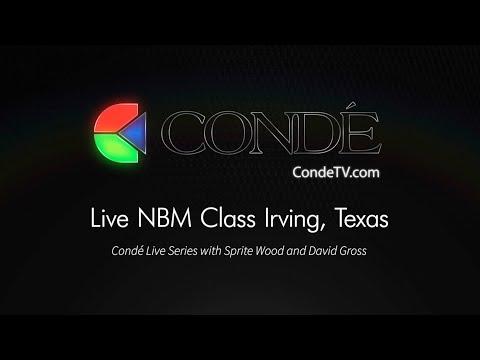 3/28/19 - David Gross & Sprite LIVE NBM Class Irving, TX