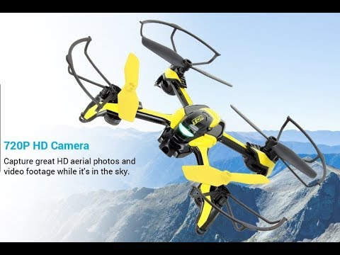 Tenergy TDR Phoenix Mini RC Quadcopter Drone with HD 720P Camera REVIEW